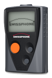 DE915 swissphone fire department pager